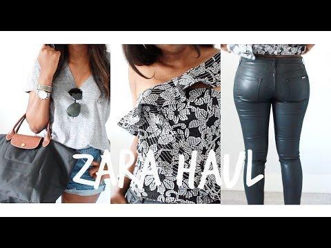 Zara Haul & Luxury Accessories Haul ft  Rayban & Longchamp | ad