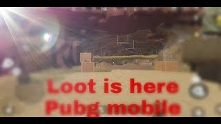 How To Find The Underground Tunnel! | PUBG Mobile | Secret Location Desert Map