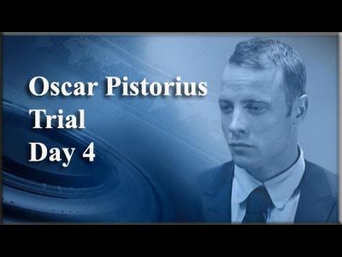 Oscar Pistorius Trial: Thursday 6 March 2014, Session 3