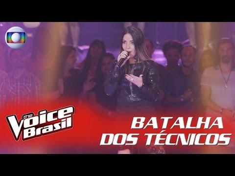 Nira Duarte canta 'Ex Mai Love' na Batalha dos Técnicos – 'The Voice Brasil'