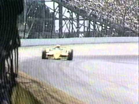 1986 Indianapolis 500 - Radio Broadcast Call (Entire Race)