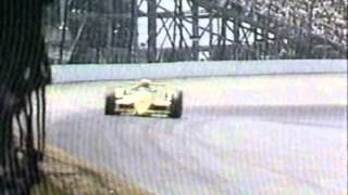 1986 Indianapolis 500 - Radio Broadcast Call (Entire Race)