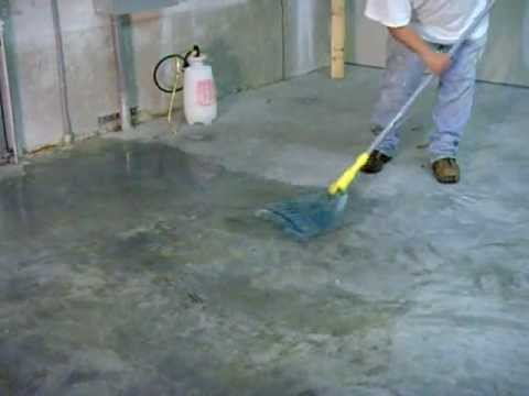 how to seal smooth concrete with 800 997 3873 youtube. Black Bedroom Furniture Sets. Home Design Ideas