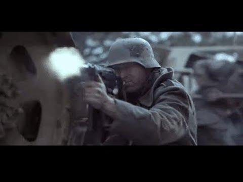 When US Troops Ambush Waffen SS Scenes