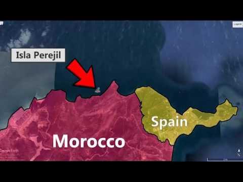 Un vídeo que cuestiona la españolidad de Ceuta y Melilla incendia las redes