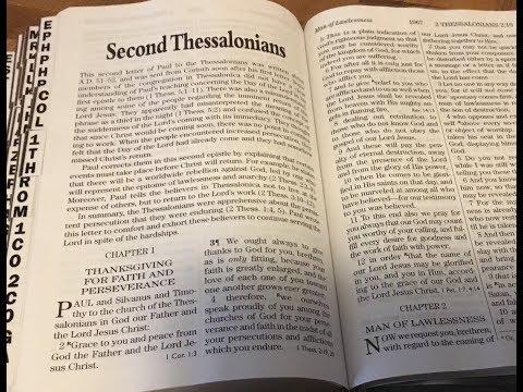 Jacob Prasch - 2 Thessalonians 3
