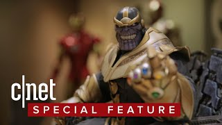 How Sideshow created its epic Thanos on Throne