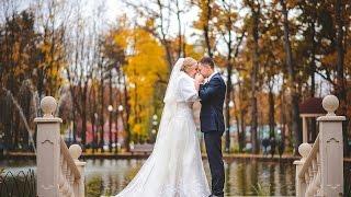 Трогательное и нежное свадебное видео