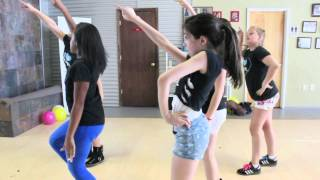 "Sophia Grace ""Girls Just Gotta Have Fun"" Dance Video"