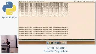 The curious case of slow/fast grequests code - PyCon SG 2019
