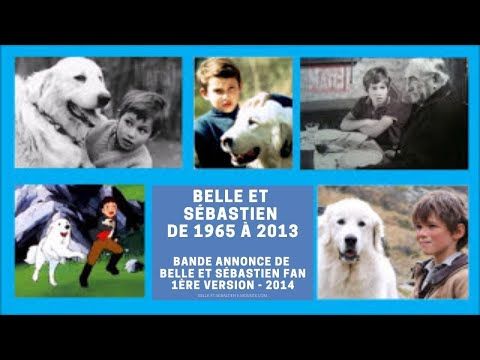 Mehdi Belle Et Sebastien Serie Tv 1965 Interview Hd