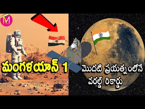 ISRO India Part 8    Mission Mangalyaan 1 - India's Mission to Mars Documentary in Telugu    Mystery