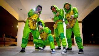 Teenage Mutant Ninja Dancers