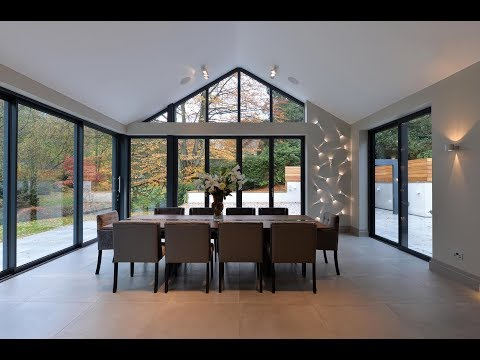 Panoramic Glass Extension - Oakdale Manor