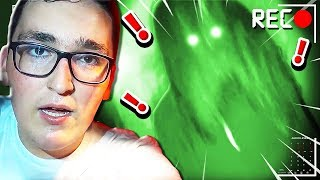 EXPLORING AN OLD WARZONE AND SAW A GHOST!! **LIVE FOOTAGE** thumbnail