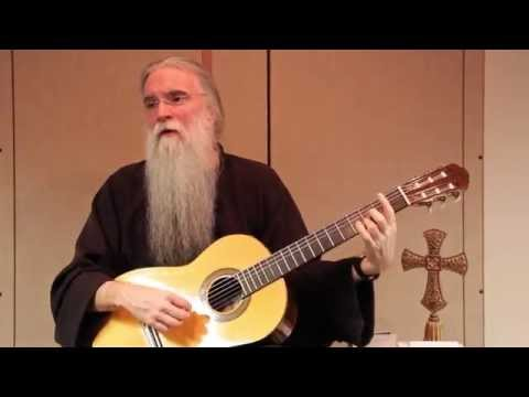"John Michael Talbot Performs ""The Jesus Prayer"""