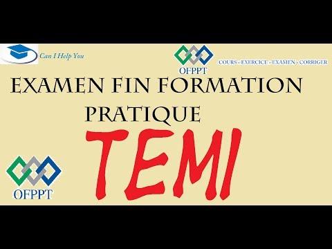 PDF DE TEMI GRATUIT LES MODULES TÉLÉCHARGER
