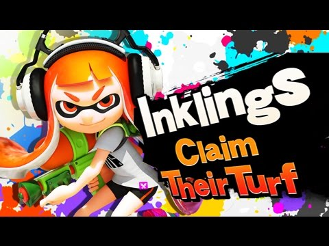 Inklings in Super Smash Bros  Switch   Moveset Theory   YouTube