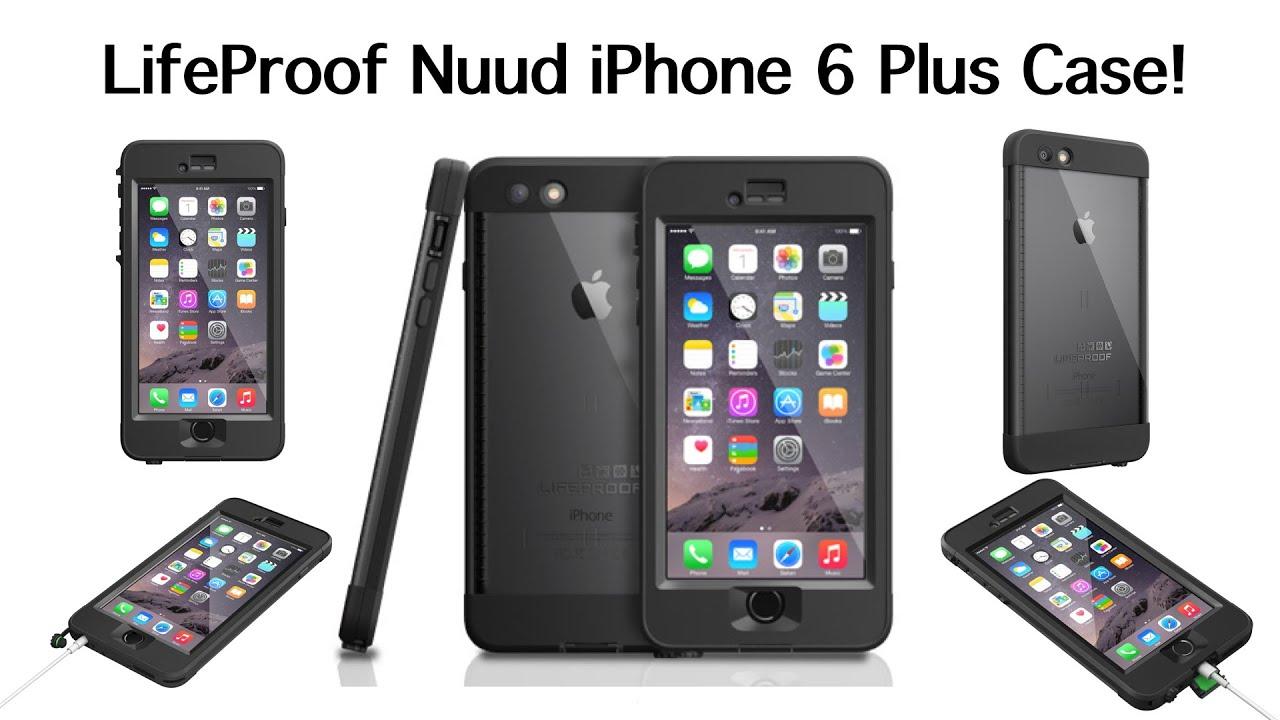LifeProof Nuud IPhone 6 Plus/6s Plus Case!