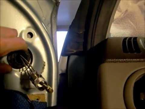 Fiat Punto Side Door Mirror Change Youtube