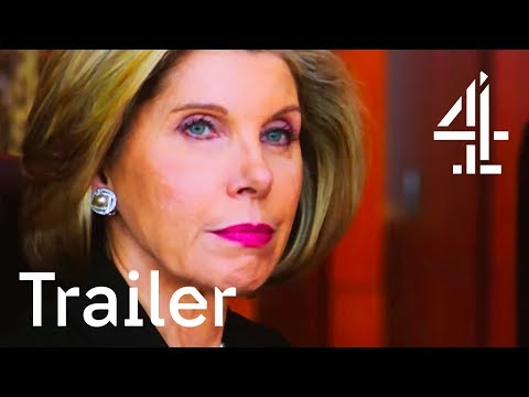 TRAILER | The Good Fight I Available On All 4