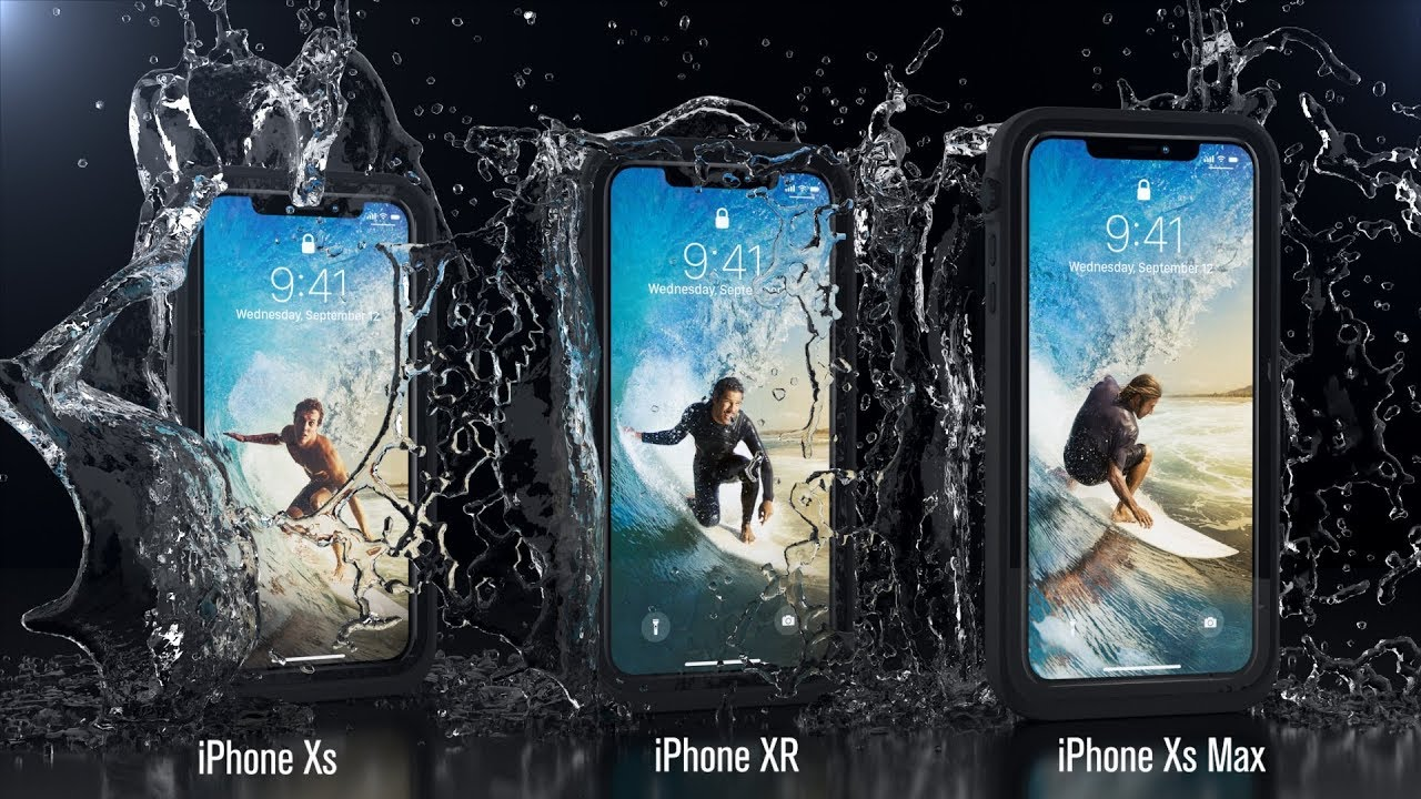 best website 7f27f 9eb81 Catalyst Waterproof Case for iPhone Xs, XR and Xs Max
