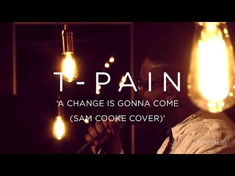 TPain: A Change Is Gonna Come Sam Cooke   NPR MUSIC FRONT ROW