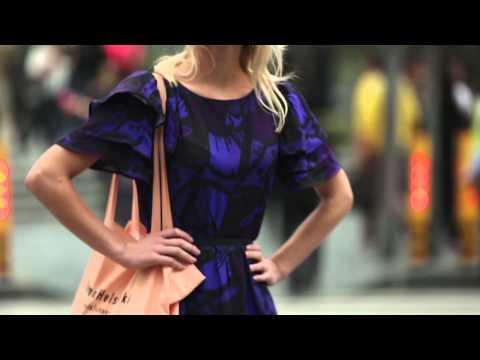Fashion Goes 'Round in Shanghai