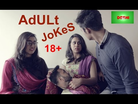 Thumbnail: 18+ Adult Jokes, Funny Videos, Comedy Show.