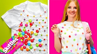 28 CHEAP WAYS TO MAKE YOUR OLD CLOTHES NEW AGAIN