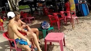Download Video pantai kuta bali bersama bule MP3 3GP MP4