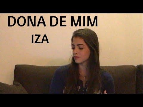 IZA - Dona de Mim (cover Lara Guimarães)