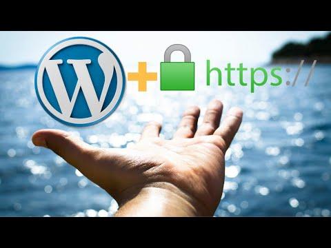 كيفية تصميم موقع ووردبريس علي الاستضافة المجانية وطريقة الحصول علي شهادة SSL مجانا
