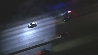 LAPD Police Chase October 19th 2017