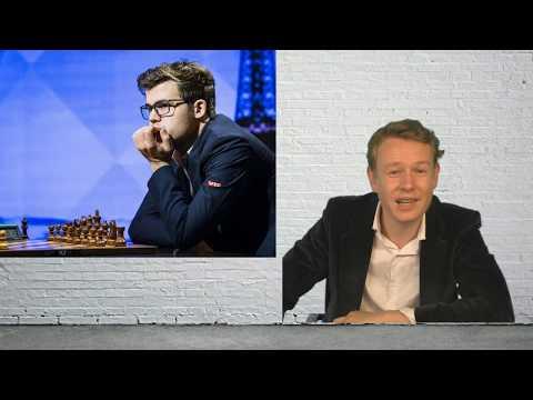 Paris Grand Chess Tour 2017: Day 1 Highlights