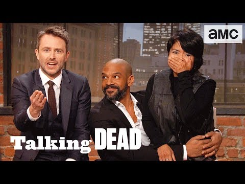 'If King Ezekiel Dies, Who Will Take Over the Kingdom?'  Question Ep. 808  Talking Dead