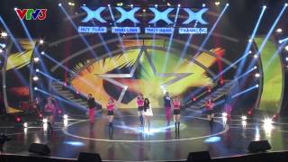 full vietnams got talent 2014 - dem trinh dien  cong bo ket qua bk 5 - tap 19 01022015