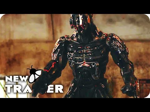Battle Drone (2018) 720p Netflix