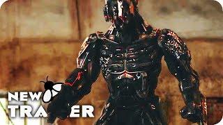 Battle Drone Trailer (2018) Action Movie