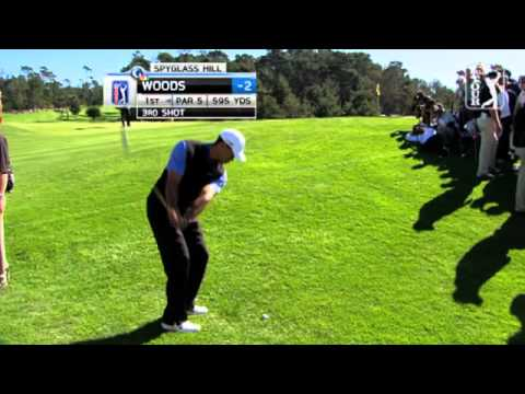 2012 AT T Pebble Beach National Pro-Am  Rd. 1 - 1st