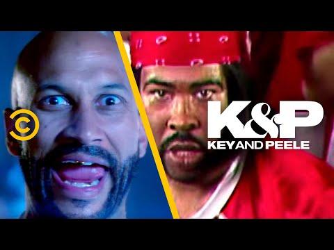 East/West Bowl Rap Showdown - Key & Peele