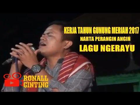 NARTA PERANGIN ANGIN - LAGU NGERAYU ( LIVE )