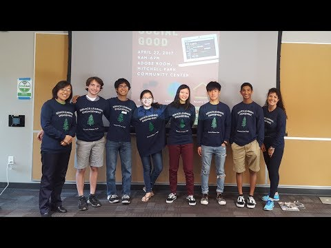 Get Involved Palo Alto: Spring 2017 Hack for Social Good Slideshow