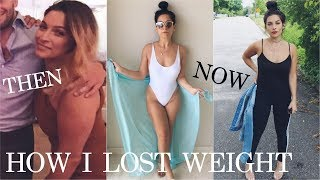 HOW I LOST 20 POUNDS | HOW TO LOSE WEIGHT FAST!