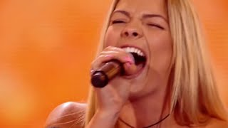 """Louisa Johnson - """"And I Am Telling You I'm Not Going"""" - Six Chair Challenge - The X Factor UK 2015"""