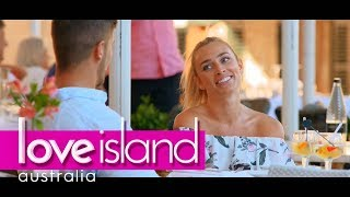Dom chooses Cassidy for a date | Love Island Australia 2018