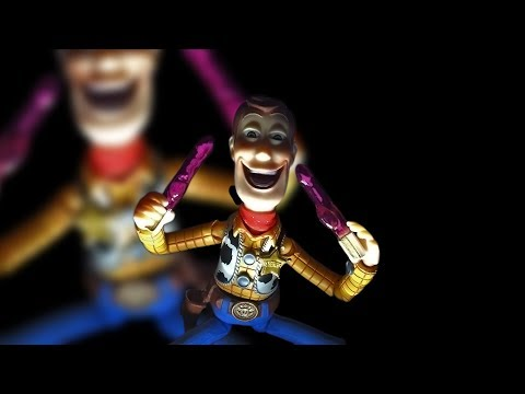 (YTP) Strange Things are happening with Andy's Toys