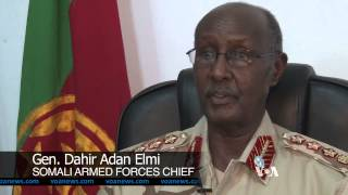 Somali Forces Seek Out Terrorists Hiding in Shadows