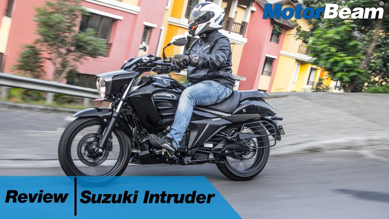 Suzuki Intruder Review