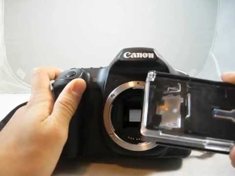 canon ef s focusing screen for 40d 50d 60d review instalation rh youtube com canon 6d manual focusing screen Best Focusing Screen